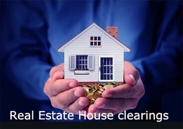 House Clearing to sell a house